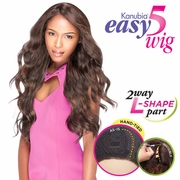 Sensationnel Empress Lace Front Edge Wig � Easy 5 Loose