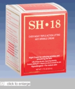SH 18 Anti Wrinkle Night Cream 1.7 oz