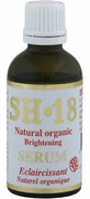 SH 18 NATURAL ORGANIC BRIGHTENING SERUM