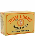 Skin Light Toilet Soap Bleaching Treatment 250g