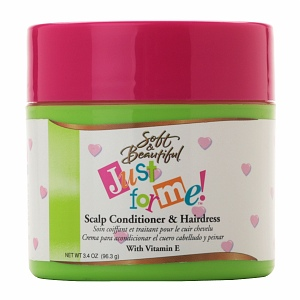 Soft Beautiful Just For Me Texture Softener For Hair 1