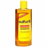 Sulfur8 Medicated Shampoo 7.5 fl oz
