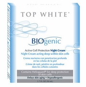 Top White Biogenic Night Cream 1.76oz