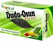 Tropical Natural�s Black Soap Dudu Osun 150 G