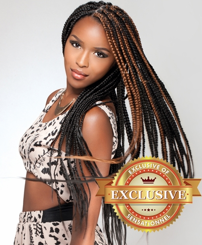 XPRESSION BRAIDING HAIR