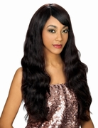 Zury Brazilian Remy Yes ONE Bundle Hair STRAIGHT -7pcs