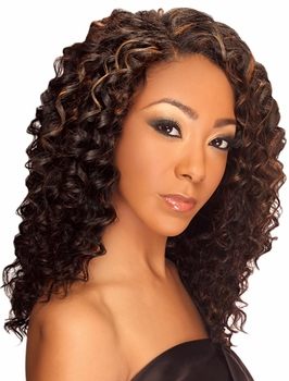 Zury Idol Human Hair Deep Wave 82