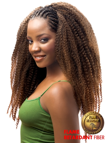 Crochet Braids With Zury Marley Hair : ZURY MARLEY BRAID,KINKY BULK BRAIDING, MARLEY BRAID