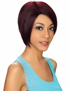 Zury Remy Human Hair Invisible Top Part Wig HR-IV VICTORIA
