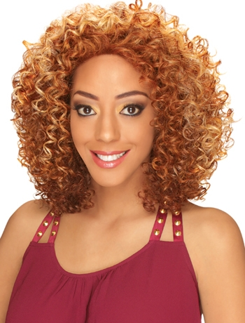 Zury Lace front wig CFL H REEVA