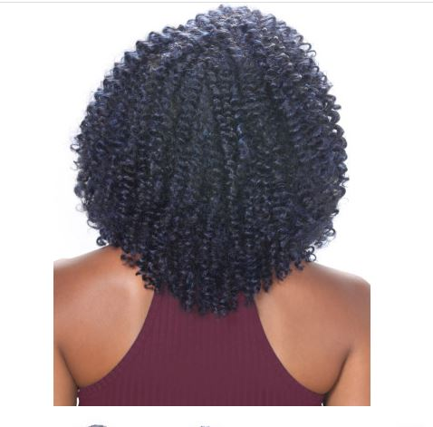 Synthetic Hair- Braiding Bulk Zury WATER WAVE Synthetic Crochet Braid ...