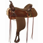 High Horse by Circle Y Corsicana Trail Saddle