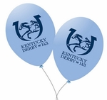 Derby Party Balloons