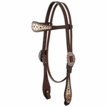 Gold Dust Browband Headstall