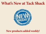 New at Tack Shack!