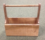 Small Wooden Grooming Box