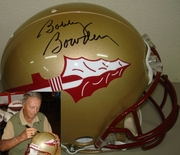 Bobby Bowden Hand Signed / Autographed Florida State Seminoles Authentic Proline Football Helmet