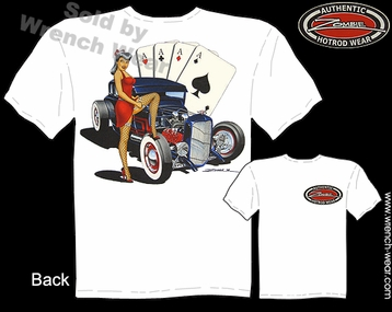 28 29 30 31 Hot Rod Clothes 1928 1929 1930 1931 Coupe Model A Pin Up T Shirts