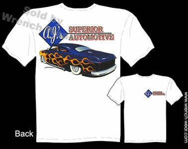 Custom Car Shirts 49 50 51 Ford Tshirt 1949 1950 1951 Auto Shirt