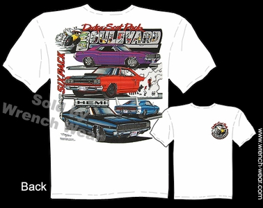 Dodge Shirts 69 70 71 72 Mopar T Shirt 1969 1970 1971 1972 Hemi Apparel