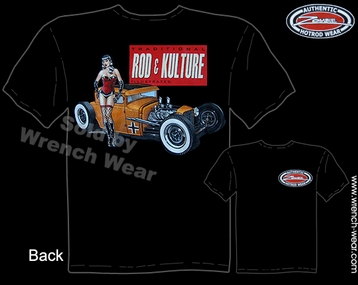 Hot Rod Tee Shirt 1930 1931 Coupe 30 31 Ford Shirt Pin Up T Shirt