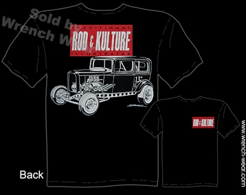 Hot Rod Tee Shirts 1932 Ford T Shirt 32 Sedan Gasser Vintage Drag Racing Shirts
