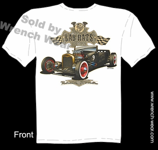 Hot Rod Tshirt 1927 Vintage Hot Rod Clothing 27 Model T Rat Rod Ford Tee