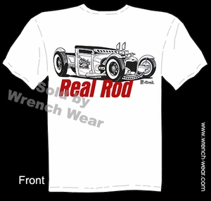 Pickup Clothing 1928 1929 Hot Rod Tee Real Rod 28 29 Ford Truck T Shirts
