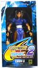 Capcom vs Snk 2 Millionaire Fighting 2001 Chun-Li Action Figure