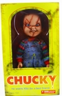 "Child's Play Mezco Toyz 15"" Chucky (with Scars) Action Figure"