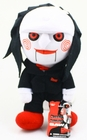 Creepy Cuddlers Mezco Toyz Saw Billy the Puppet Plush Toy Doll