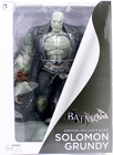 DC Collectibles Batman Arkham Deluxe Solomon Grundy Action Figure