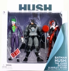 DC Comics Batman, The Joker & Harley Quinn Action Figure 3 Pack Box Set