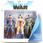 DC Collectibles Trinity War Superman, Wonder Woman & Batman Action Figure 3-Pack