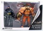 DC Direct Action Figures, Toys & Collectibles Arkham Asylum Batman vs Bane Action Figure 2-Pack