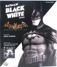 DC Direct Action Figures, Toys & Collectibles Arkham City Dave Cortes Black And White Batman Staue