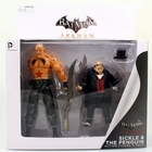 DC Direct Action Figures, Toys & Collectibles Arkham City Sickle & The Penguin Action Figure 2-Pack