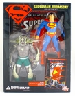 DC Direct Action Figures, Toys & Collectibles Superman Vs Doomsday Collectors Box Set Action Figures