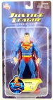 DC Direct Justice League Classic Icons Superman Action Figure