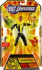 DC Universe Classic Series Wave 20 Sinestro Action Figure