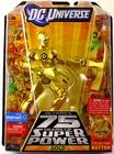 DC Universe Series 14 Gold Action Figure