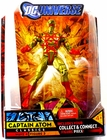 DC Universe Series 2 Captain Atom Gold Action Figure