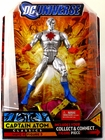 DC Universe Series 2 Captain Atom Silver Action Figure