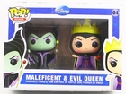Disney Malifacent & Evil Queen 2 Pack Funko Minis Figures