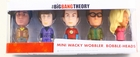 Funko Mini The Big Bang Theory Wacky Wobbler Bobble-Heads Set