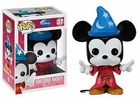 "Funko Pop Disney #37 Sorcerer Mickey Vinyl 3.75"" Figure"