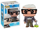 "Funko Pop Disney #59 Carl Vinyl 3.75"" Figure"