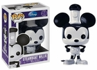 "Funko Pop Disney Steamboat Willie #24 Mickey Mouse Vinyl 3.75"" Figure"