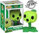 "Funko Pop Games Plants Vs Zombies #02 Peashooter Vinyl 3.75"" Figure"