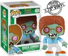 "Funko Pop Games Plants Vs Zombies #03 Disco Zombie Vinyl 3.75"" Figure"